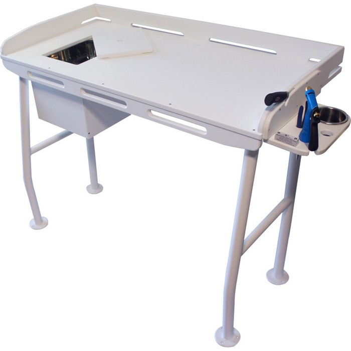 Bon CORIAN FISH CLEANING TABLES. Webassets/FishTable. We Use Stainless Steel  Bases